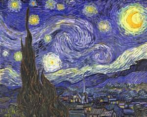Van Gogh - Starry Night sm