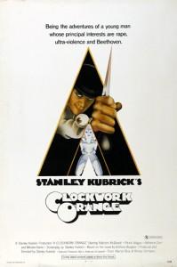 Clockwork Orange Movie Poster sm