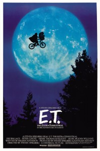 E.T Movie Poster sm