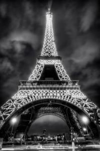 Amazing Eiffel Tower Paris photo